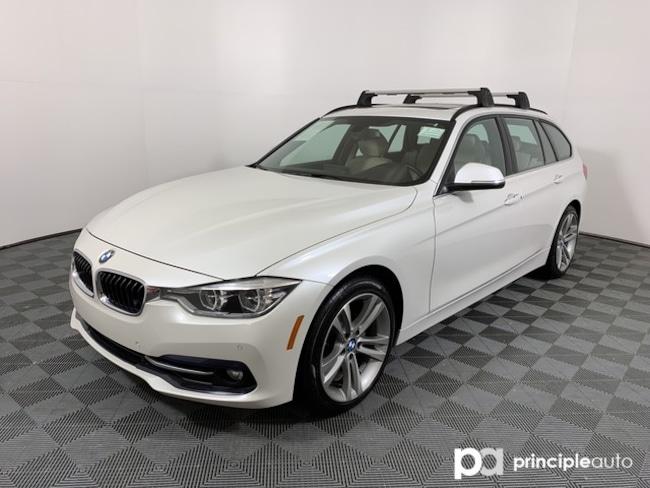 Certified 2016 BMW 328i Sport Wagon 328i xDrive w/ Premium/Driving Assist/Navigation Sports Wagon San Antonio