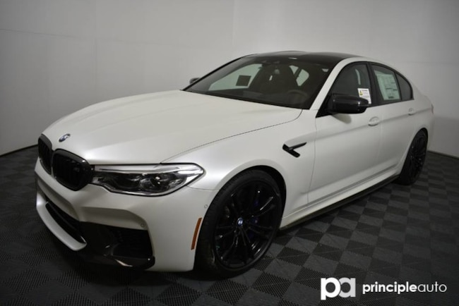2020 BMW M5 Competition Sedan San Antonio