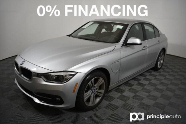 2018 BMW 330e iPerformance Sedan San Antonio