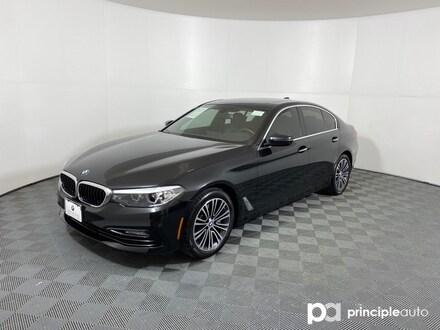 2018 BMW 540i 540i w/ Premium Sedan