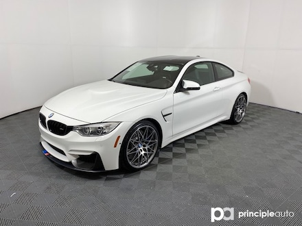 2017 BMW M4 Coupe w/ Competition/Executive/Driving Assist Plus/M Per Coupe