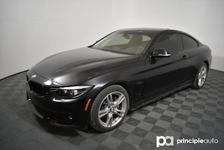 2019 BMW 430i Coupe Coupe