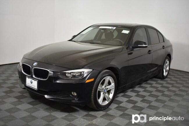 Certified 2015 BMW 320i 320i xDrive w/ Premium/Moonroof Sedan San Antonio