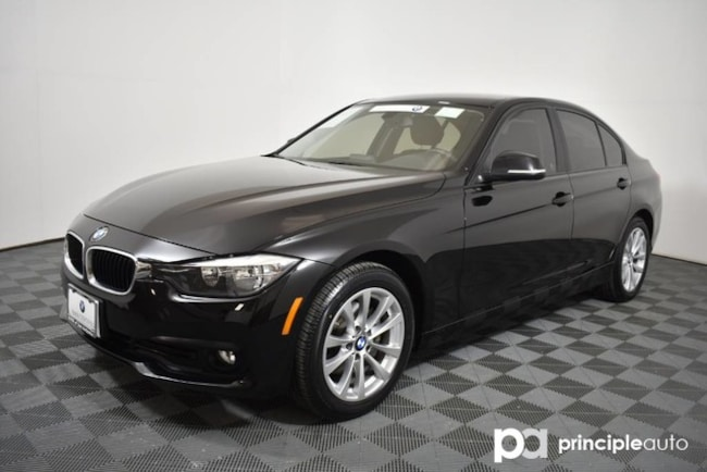 Certified 2016 BMW 320i 320i Sedan San Antonio