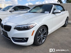 2016 BMW 228i Convertible 228i w/ Driver Assist Convertible