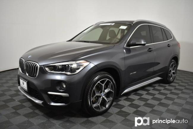 Certified 2016 BMW X1 xDrive28i w/ Premium/Technology SAV San Antonio