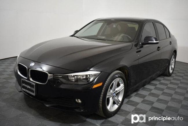 Certified 2015 BMW 320i 320i Sedan San Antonio