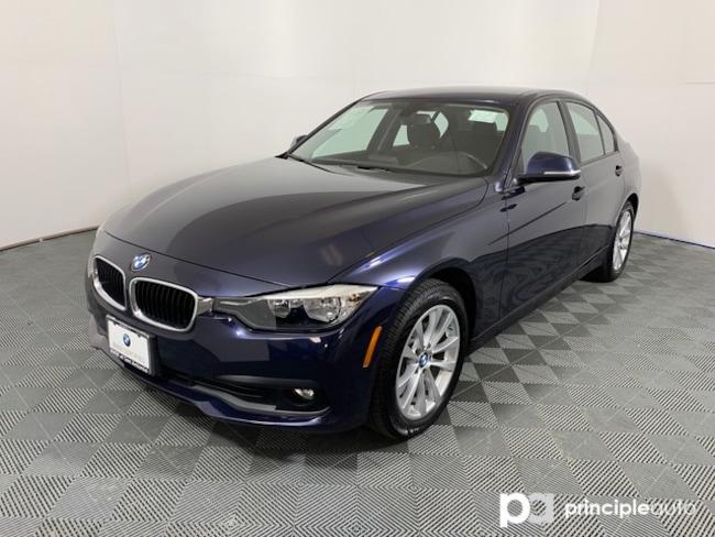 Certified 2017 BMW 320i 320i Sedan San Antonio