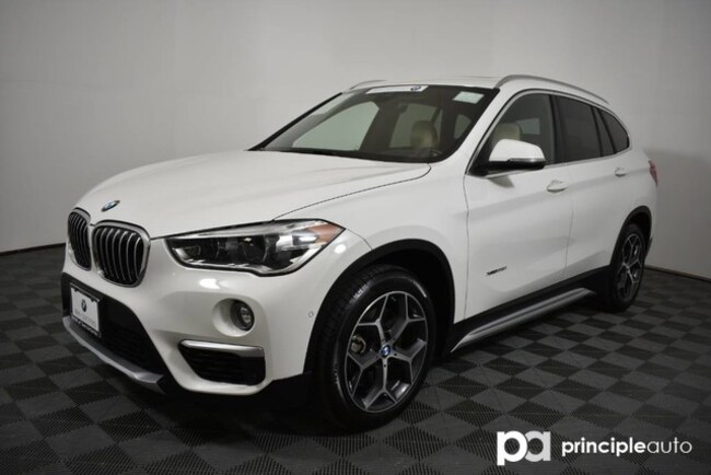 Certified 2016 BMW X1 xDrive28i w/ Premium/Drivnig Assist Plus SAV San Antonio