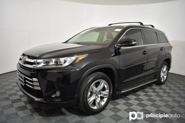 2017 Toyota Highlander Limited SUV San Antonio