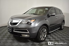 2012 Acura MDX Advance/Entertainment Pkg SUV in [Company City]