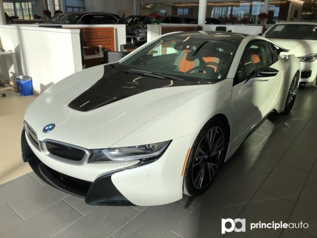 New 2019 Bmw I8 Coupe In San Antonio Tx Wby2z4c59kvb81796 For Sale