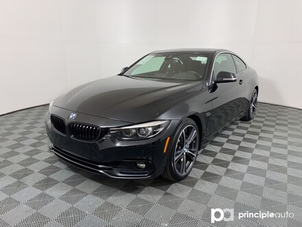 2020 BMW 440i Coupe 440i w/ Convenience Coupe