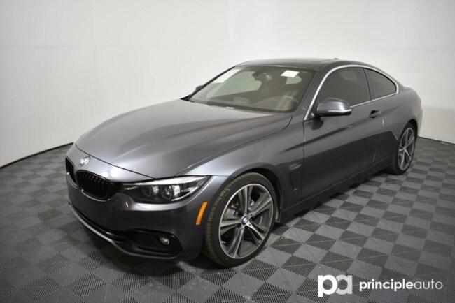 2019 BMW 430i Coupe Coupe San Antonio