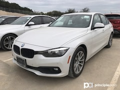 Used 2016 BMW 3 Series 320i w/ Drivng Assist Sedan in Houston