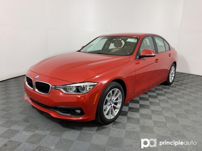 Certified 2017 BMW 320i 320i w/ Driving Assist/Lighting Sedan San Antonio