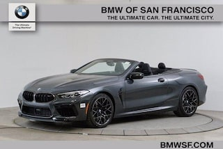 New 2020 BMW M8 Competition Convertible For Sale in Bloomfield, NJ