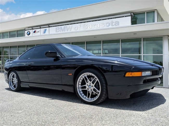 1996 BMW 8 Series 840Ci Coupe