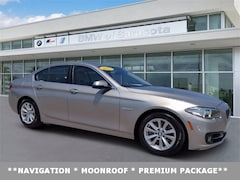 2015 BMW 5 Series 528i Sedan in [Company City]