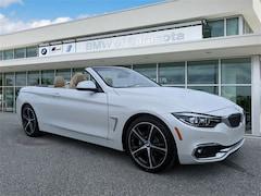 2020 BMW 430i 430i Convertible