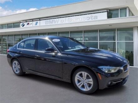 2018 BMW 3 Series 330i Sedan