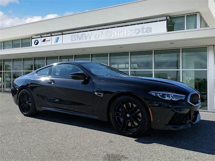 2020 BMW M8 Base Coupe
