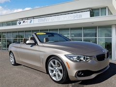Used 2015 BMW 4 Series 428i Convertible