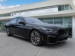 2020 BMW M760i M760i Sedan