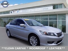 2014 Honda Accord EX-L Sedan in [Company City]