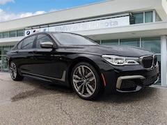 2019 BMW M760i M760i Sedan
