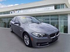 2016 BMW 5 Series 528i Sedan in [Company City]