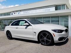 2019 BMW 440i 440i Convertible