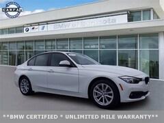 2017 BMW 3 Series 320i Sedan in [Company City]