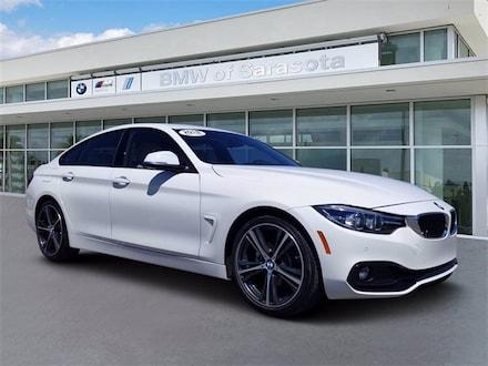 2018 BMW 4 Series 430i Gran Coupe Gran Coupe