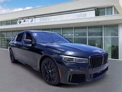 2022 BMW M760i M760i Sedan