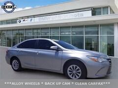 2015 Toyota Camry LE Sedan in [Company City]