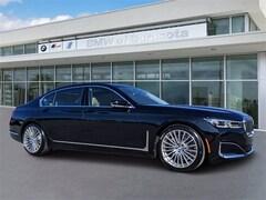 2021 BMW 740i 740i Sedan