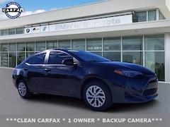 2019 Toyota Corolla SE Sedan in [Company City]