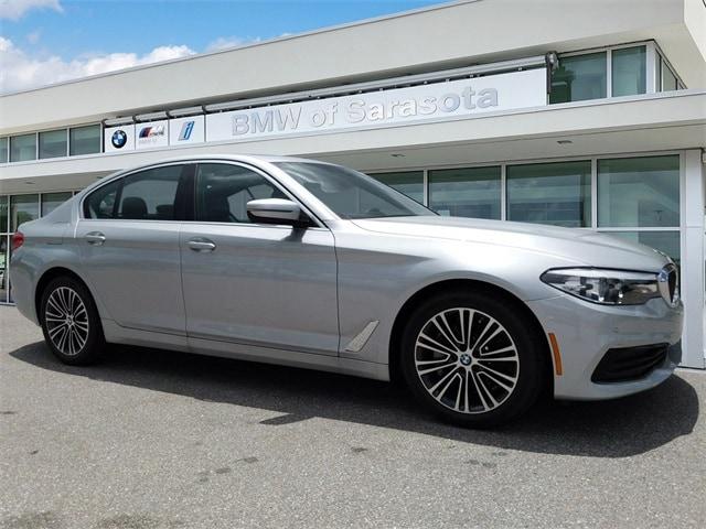 2019 BMW 530i 530i Sedan