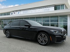 2020 BMW 745e 745e xDrive iPerformance Sedan