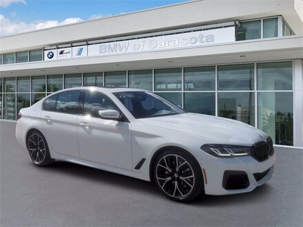 2022 BMW 530i 530i Sedan