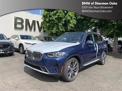 new 2022 BMW X3 sDriv30i SAV for sale in los angeles