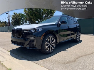 New 2021 BMW X7 M50i SAV for sale in los angeles