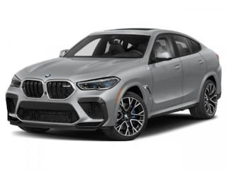 New 2021 BMW X6 M SAV for sale in los angeles