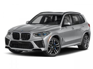 New 2021 BMW X5 M SAV for sale in los angeles