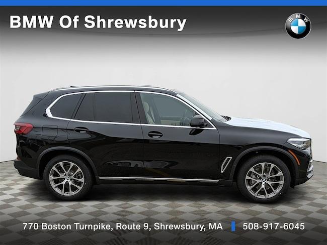 Bmw X5 Lease >> 2019 Bmw X5 Xdrive40i For Sale Or Lease In Shrewsbury Ma Stock