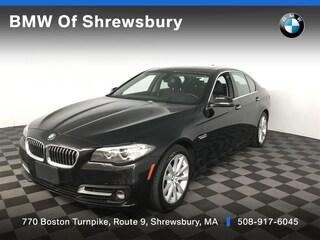 used 2016 BMW 535i xDrive Sedan for sale near Worcester