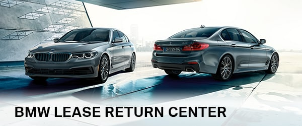 BMW Lease Return Center Boston, MA