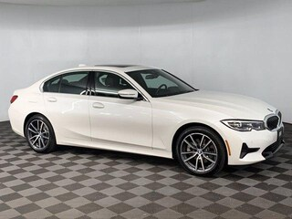 used 2020 BMW 330i xDrive Sedan for sale near Worcester