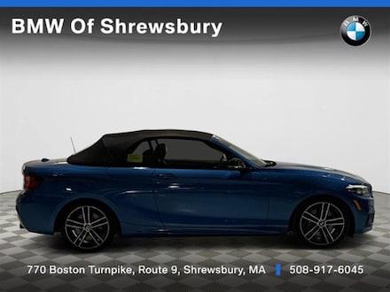 2020 BMW M240i xDrive Convertible